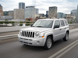 Pictures of Jeep Patriot 2007–10