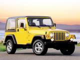 Images of Jeep Wrangler Sport (TJ) 1997–2006