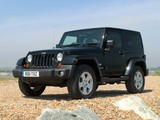 Images of Jeep Wrangler 70th Anniversary UK-spec (JK) 2011