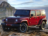 Images of Jeep Wrangler Unlimited Altitude (JK) 2012