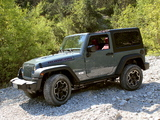 Images of Jeep Wrangler Rubicon 10th Anniversary EU-spec (JK) 2013