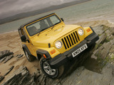 Jeep Wrangler Sport UK-spec (TJ) 1997–2006 photos