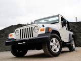 Jeep Wrangler Sport UK-spec (TJ) 1997–2006 wallpapers
