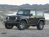 Jeep Wrangler Rubicon (JK) 2006–10 images