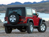 Jeep Wrangler Rubicon (JK) 2006–10 photos