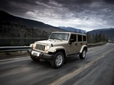Jeep Wrangler Unlimited Sahara (JK) 2010 images