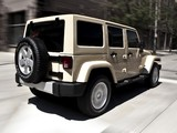Jeep Wrangler Unlimited Sahara (JK) 2010 photos