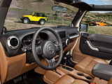 Jeep Wrangler Unlimited Sahara (JK) 2010 pictures