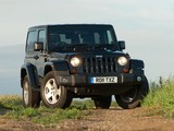 Jeep Wrangler 70th Anniversary UK-spec (JK) 2011 images