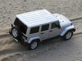 Jeep Wrangler Sahara Unlimited (JK) 2011 images