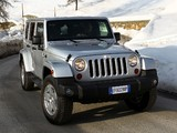 Jeep Wrangler Sahara Unlimited (JK) 2011 photos