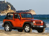 Jeep Wrangler Rubicon EU-spec (JK) 2011 photos