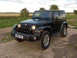 Jeep Wrangler 70th Anniversary UK-spec (JK) 2011 pictures