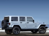 Jeep Wrangler Unlimited Arctic (JK) 2012 photos