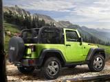 Jeep Wrangler Mountain (JK) 2012 wallpapers