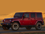 Jeep Wrangler Unlimited Altitude (JK) 2012 wallpapers