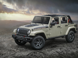 Jeep Wrangler Unlimited Rubicon Recon (JK) 2017 wallpapers
