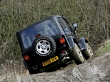 Photos of Jeep Wrangler Sport UK-spec (TJ) 1997–2006