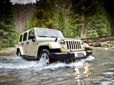 Photos of Jeep Wrangler Unlimited Sahara (JK) 2010
