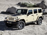 Photos of Jeep Wrangler Unlimited Mojave (JK) 2011