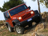 Photos of Jeep Wrangler Rubicon EU-spec (JK) 2011