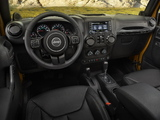 Photos of Jeep Wrangler Unlimited Altitude (JK) 2014