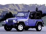 Pictures of Jeep Wrangler (TJ) 1997–2006