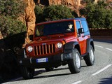 Pictures of Jeep Wrangler Rubicon EU-spec (JK) 2011