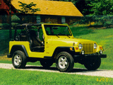 Jeep Wrangler Sport (TJ) 1997–2006 wallpapers