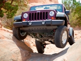 Jeep Wrangler Unlimited Rubicon (JK) 2006–10 wallpapers