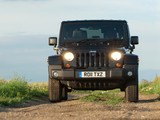 Jeep Wrangler 70th Anniversary UK-spec (JK) 2011 wallpapers