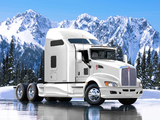 Kenworth T660 2008 wallpapers