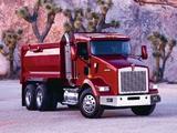 Photos of Kenworth T800 Dump Truck 2005