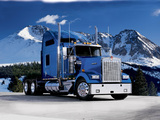 Kenworth W900L 2005 wallpapers