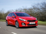 Kia ceed SW GT Line UK-spec (JD) 2015 wallpapers
