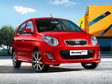 Kia Morning Sports Pack (SA) 2009–11 photos