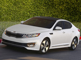 Kia Optima Hybrid (TF) 2011–14 wallpapers