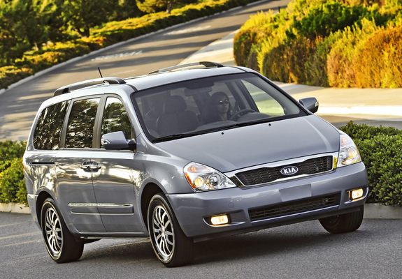 Download / Preview - Wallpapers of Kia Sedona LWB 2010