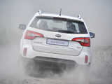 Kia Sorento ZA-spec (XM) 2013 photos