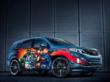 Kia Sorento Justice League (XM) 2013 wallpapers