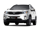 Photos of Kia Sorento R (XM) 2012