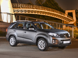 Pictures of Kia Sorento ZA-spec (XM) 2013