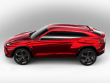 Photos of Lamborghini Urus 2012