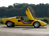 Images of Lamborghini Countach LP400 UK-spec 1974–78
