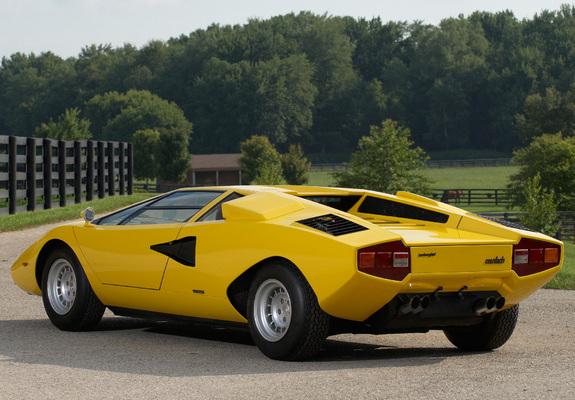... / Preview - Lamborghini Countach LP400 UK-spec 1974–78 wallpapers