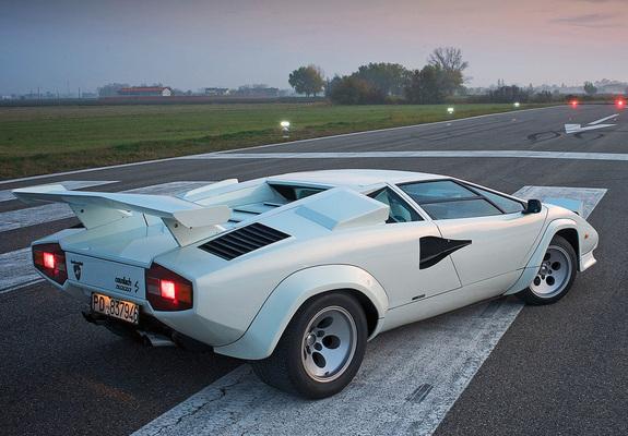 Photos Of Lamborghini Countach Lp5000 S 1982 85