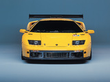 Lamborghini Diablo GT-R 2000 wallpapers