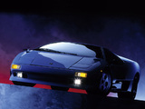 Pictures of Lamborghini Diablo 1990–94