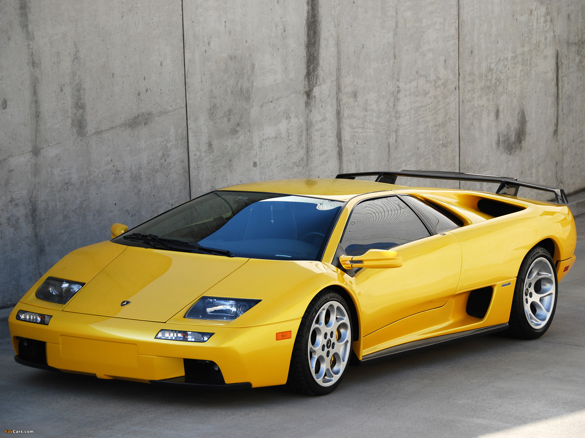 Wallpapers Of Lamborghini Diablo Vt 6 0 2000 01 2048x1536