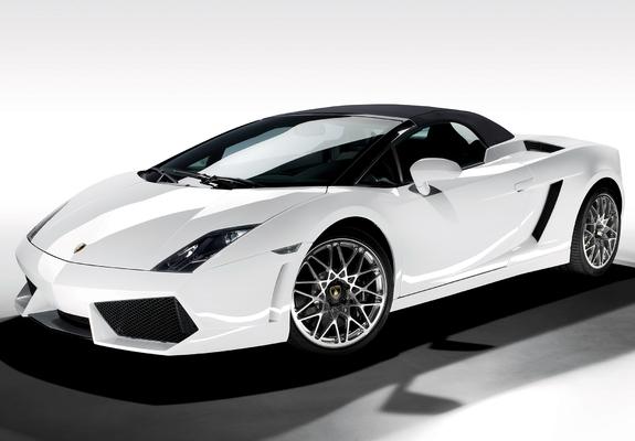 Download / Preview - Lamborghini Gallardo LP560-4 Spyder 2008 images